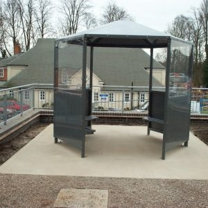 bantry smoking shelter