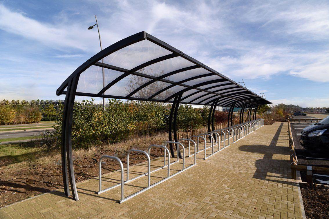 Bayside Cycle Shelter