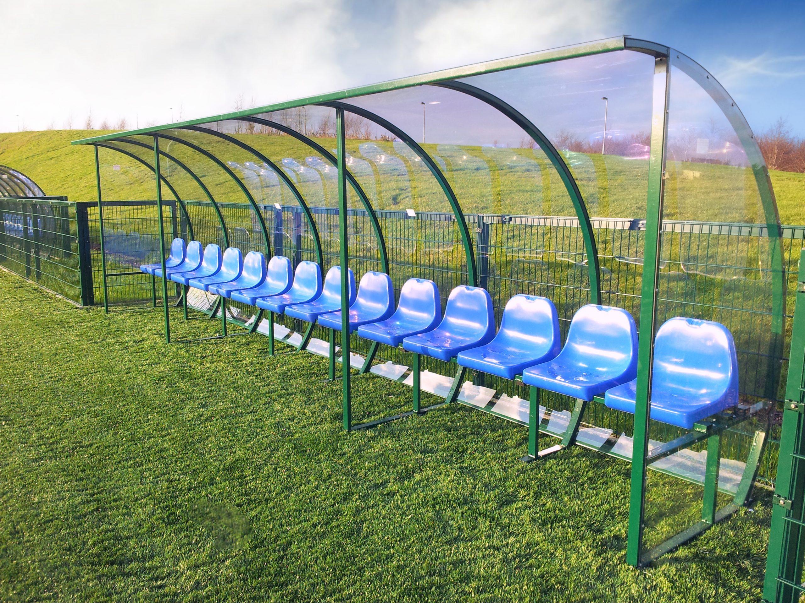 16 Seat Teamshelter