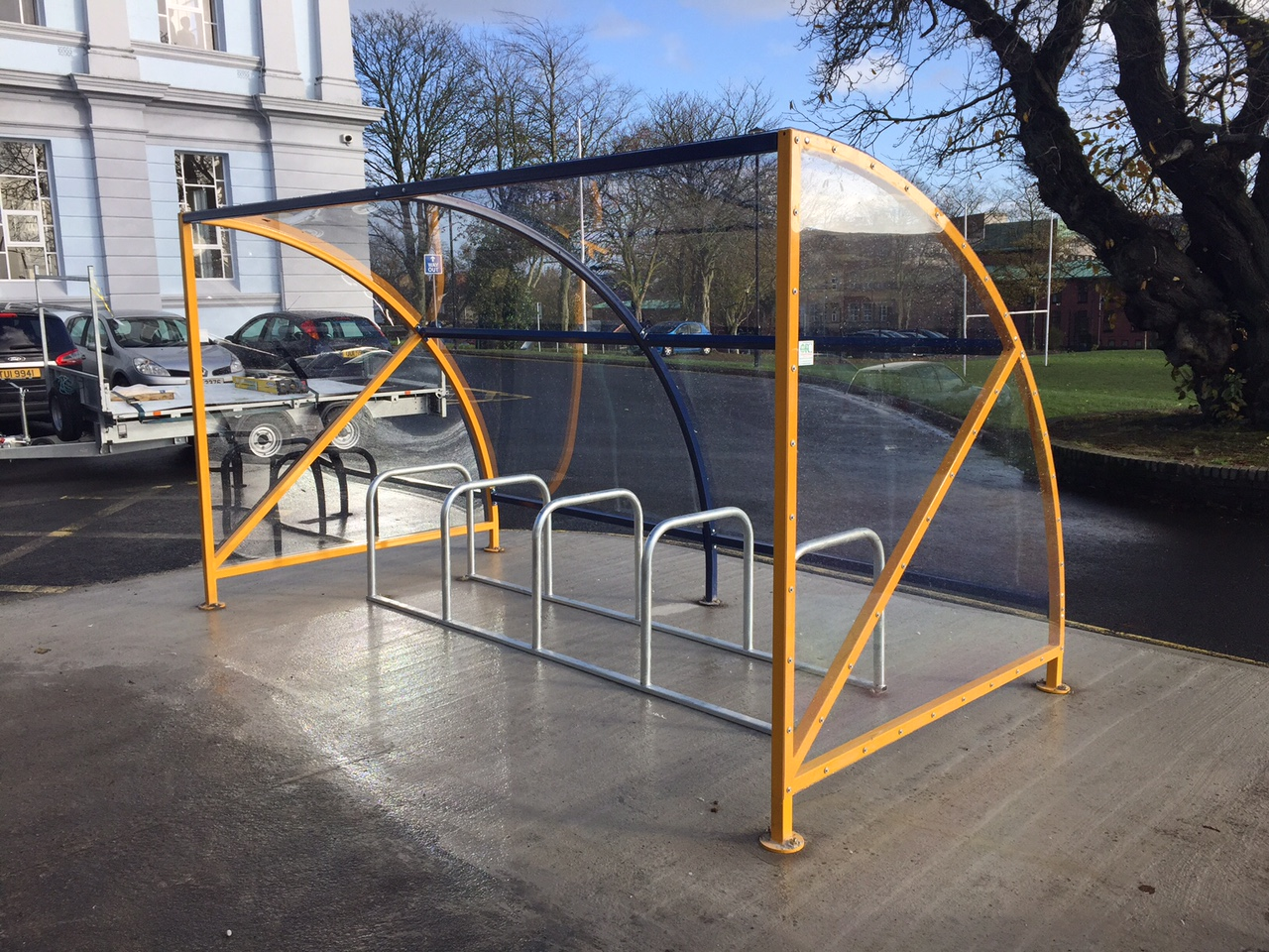 Kylemore Cycle Shelter