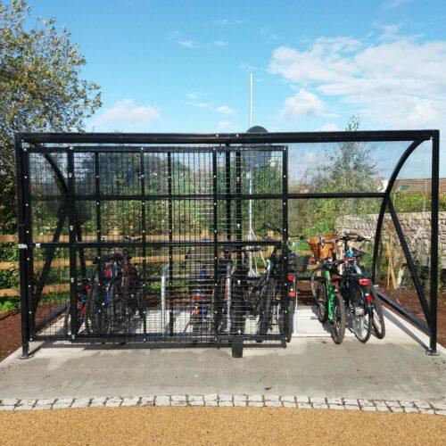 bike enclosure