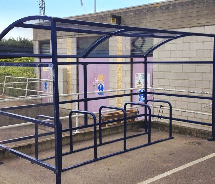 Kinsale Cycle Shelter & Bike Stands
